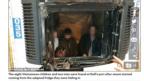 Báo Daily Mail đăng tin trẻ em Việt Nam bị phát hiện trong chiếc xe tải ở Anh. Photo Daily Mail.