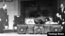 [비밀 외교문서 속 북한] 박정희 대통령 암살 기도 (1)