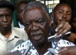 Michael Sata, Zambia's main opposition leader