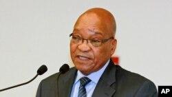 南非總統祖瑪