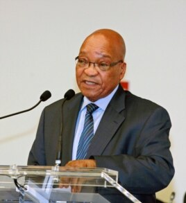 South African President, Jacob Zuma, September 26, 2012.