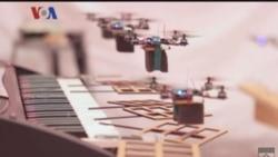 Robot Terbang - Liputan Feature VOA