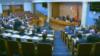 Parlamenti i Malit të Zi, shkarkon ministrin që mohoi gjenocidin në Srebrenicë