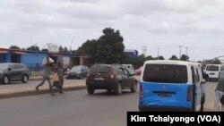 Estrada do Zango II, Luanda