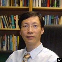 嶺南大學經濟系主任馬躍教授