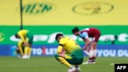 'Yan Wasan Norwich City Na Bakin Cikin Faduwa Daga Gasar Premier