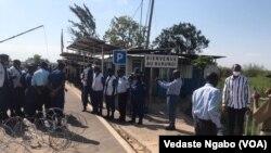 Umupaka wa Gatumba uhuza igihugu cy' Uburundi na Repubulika ya demokarasi ya kongo