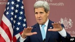 El secretario de Estado, John Kerry visita México este miércoles.
