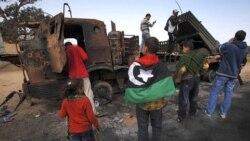 حملات نیروهای ائتلاف در لیبی ادامه دارد