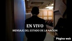Usted puede seguir el discurso en ingles o español, de acuerdo a su preferencia.
