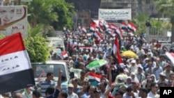 مصر: التحریر چوک میں مظاہرہ، سیاسی اصلاحات کا مطالبہ