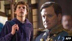 "Filmovi ""Društvena mreža"" i ""Kraljev govor"" važe za glavne rivale za ovogodišnjeg Oskara."