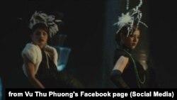 Vũ Thu Phương và Lý Nhã Kỹ xuất hiện giây lát trong phim Shanghai (2010)