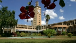 A general view of the Kenyan parliament building in the capital, Nairobi, March 2008 file photo.