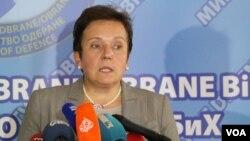 Marina Pendeš, ministrica odbrane BiH