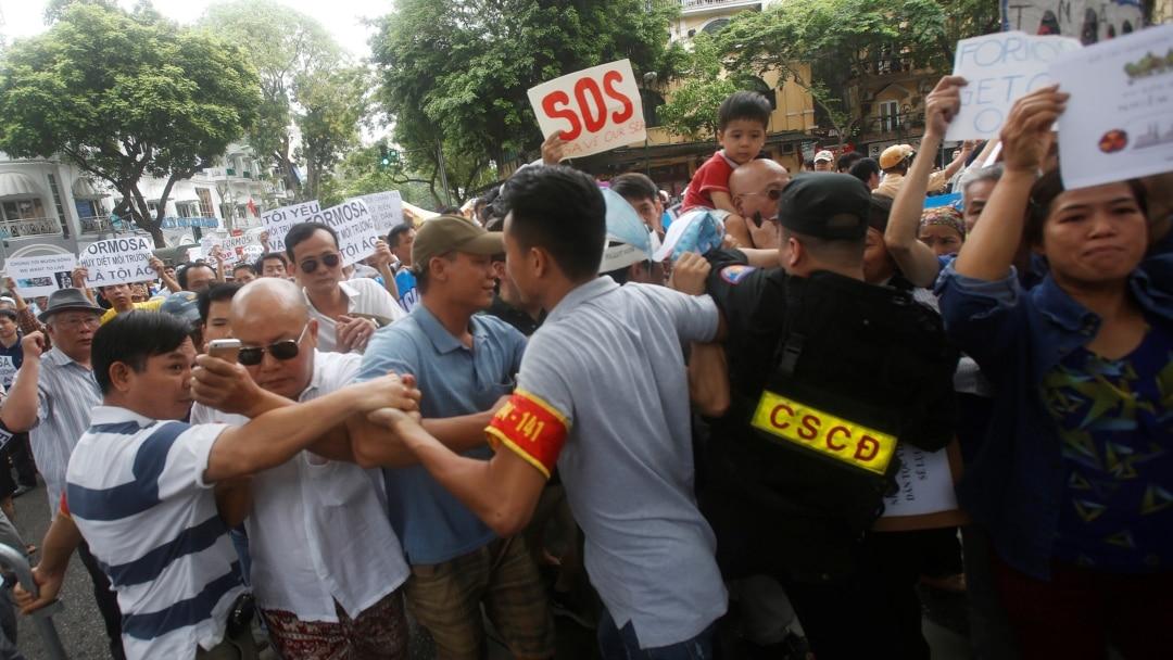 Image result for Cộng đảng Việt Nam đã đàn áp chưa từng có