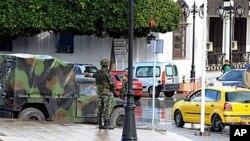 L'armée a été déployée à Tunis