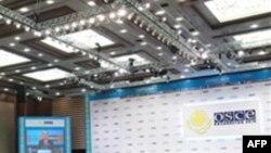 На заседании ОБСЕ