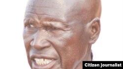 Chief Vezi Maduna