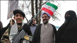 برگزاری سالگرد انقلاب اسلامی در ایران