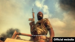 "Savimbi em Call Of Duty como ""bárbaro"""