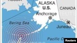 Alaskada zəlzələ