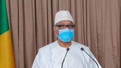 President Ibrahim B Keita ka, jemukan ani, tile saba sanga bolodali Mali jamana la