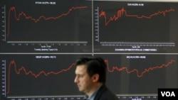 Algunos mercados europeos se recuperan en las operaciones de este miércoles 2 de noviembre.