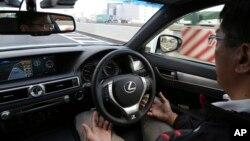 آزمایش خودروهای بدون راننده در شرکت ژاپنی تویوتا - آرشیو