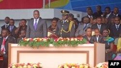 Tổng thống Kabila tuyên thệ nhậm chức với hứa hẹn đoàn kết đất nước.