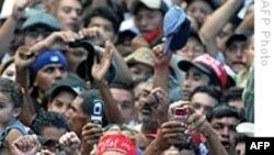 نیروهای امنیتی هندوراس تظاهرات حامیان مانوئل زلایا را پراکنده کرد