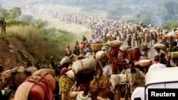 نسل کشی رواندا به روایت تصویر