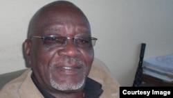 UMnu. Wilson Bancinyane Ndiweni okhokhela iPatriotic Union of Matabeleland