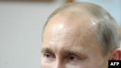 Возвращение Владимира Путина