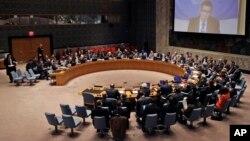 Dewan Keamanan PBB menyetujui resolusi mengutuk penggunaan bahan-bahan kimia di Suriah hari Jumat 6/3 (foto: dok).