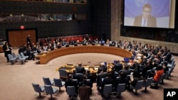 Специальном заседании Совета безопасности ООН в Нью-Йорке