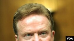 Senator AS Jim Webb