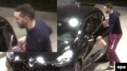 벨기에 경찰이 앞서 공개한 브뤼셀 테러 용의자 모하메드 아브리니의 수배 전단 사진. 아브리니는 지난 주말 다른 용의자 4명과 함께 검거됐다.