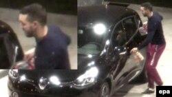 Une photographie non datée reçue de la police fédérale belge, montre Mohamed Abrini, suspect-clé dans les attaques terroristes de novembre à Paris en Belgique. epa/ BELGE FÉDÉRALE POLICE