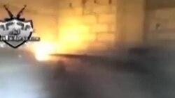 ادامه نبرد میان ارتش سوریه و مخالفان بشار اسد