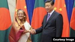 China Bangladesh