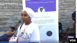 Hawwii Waaqoo intala Oromoo barumasatti jabaattee PhD barachuutti jirtu
