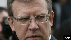 Bộ trưởng Tài chính Nga Alexei Kudrin