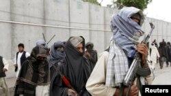افغان طالبان جنگجو (فائل فوٹو)