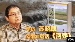 时事大家谈:专访苏晓康:风雨30载话《河殇》