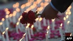Memorijal žrtvama masakra u Pešavaru