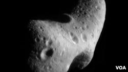 Los astrónomos revisan el espacio hasta 7,4 millones de kilómetros de la Tierra.