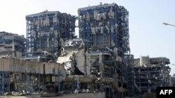 Електростанція Vasilikos зруйнована 11-го липня вибухом боєприпасів на військовій базі поблизу.