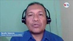 Libertad de expresión relator APES, Serafín Valencia