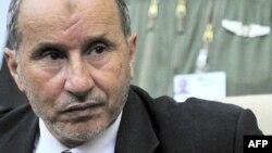 Լիբիայի ապստամբների Անցումային ազգային խորհրդի նախագահ Մուսթաֆա Աբդել Ջալիլ
